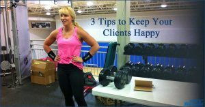 Increase Fitness Client Satisfaction