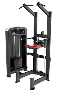 Assisted Dip/Pull-Up Machine